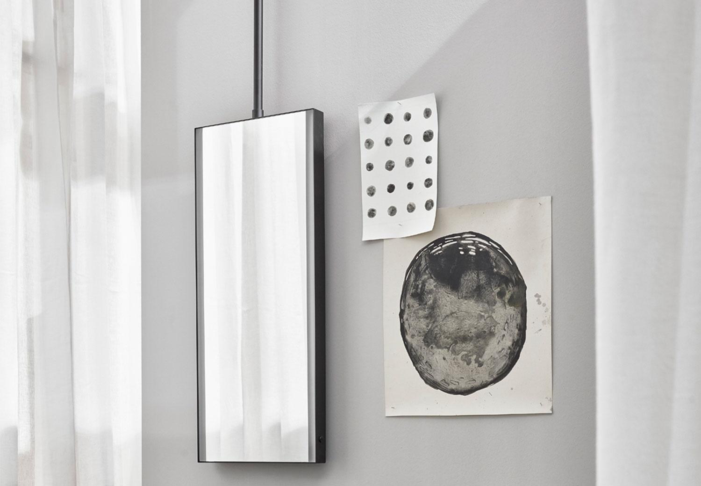 Argo mirror ceiling installation