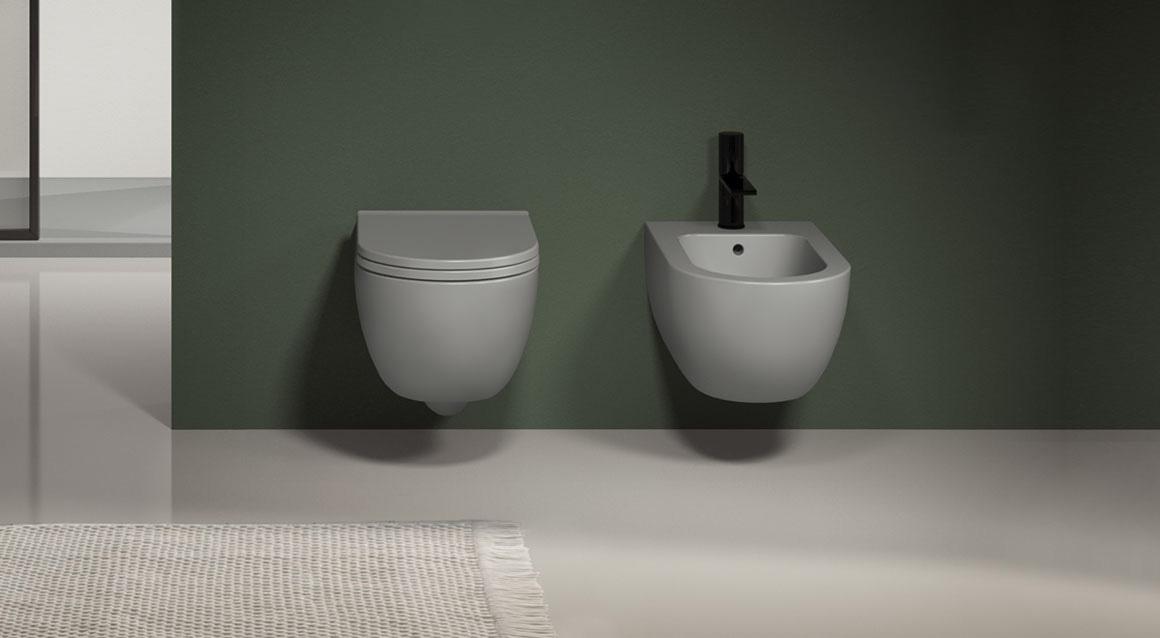 Bagno Francese Senza Bidet : Collezioni sanitari arredo bagno di design ceramica cielo s.p.a.
