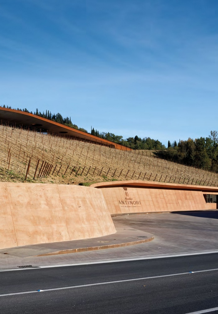 Cantina Antinori - photo